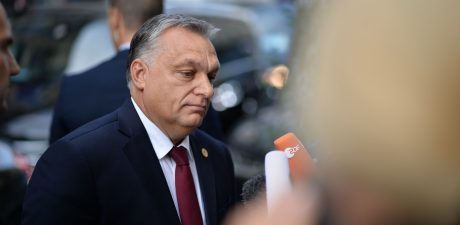 Orban Says His Party May Leave EU's Conservative Bloc