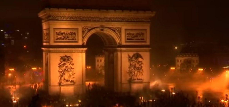 Violent Yellow Vest 'Insurrection' Leaves Hundreds Injured in Paris