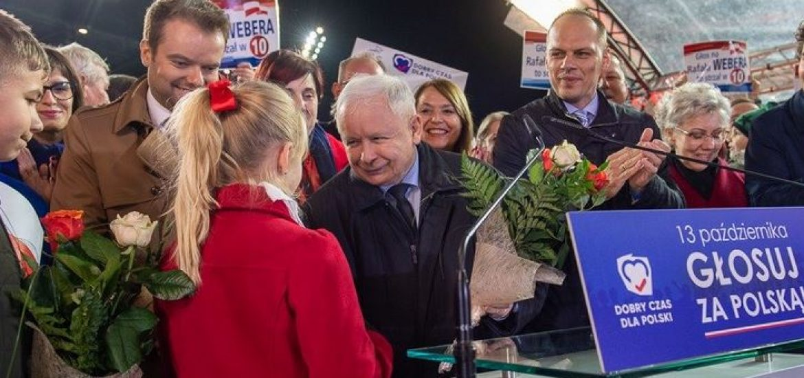 Poland's Ruling Conservatives Hammer Opposition in Categorical Election Win
