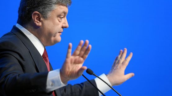 Ukraine's President Urges NATO to Send Warships to Azov Sea to Fend Off Russia