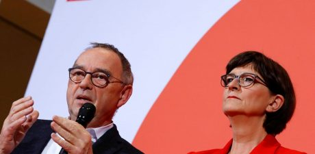 Germany's SPD will Continue to Decline Despite New Leadership