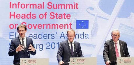 UK's Brexit Plan 'Will Not Work', EU Leaders Conclude at Salzburg Summit