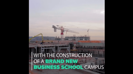 EU-Funded Project: A Global University in Portugal