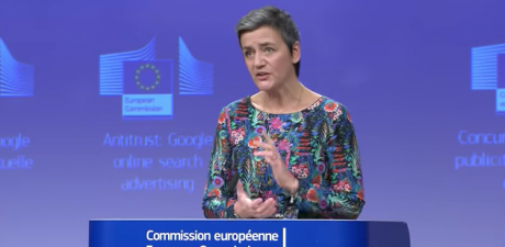 European Commission fines Google €1.49 billion for abusive advertising practices