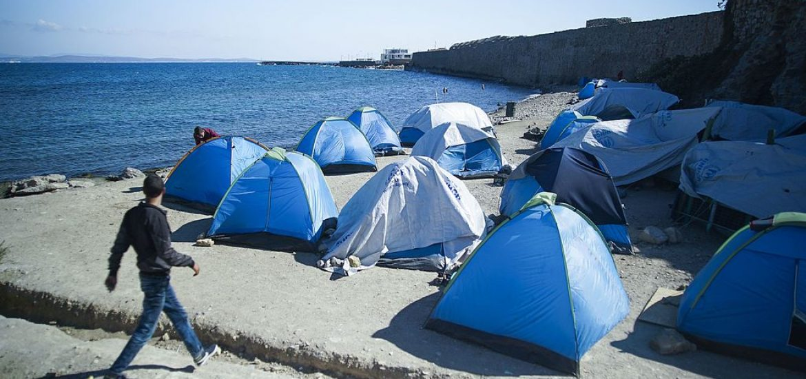 Protests Highlight Dangers of COVID-19 for Greece Refugees