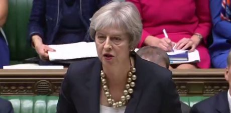 Brexit Deal 95% Done, Irish Border Issue Only 'Sticking Point' Left, May Declares
