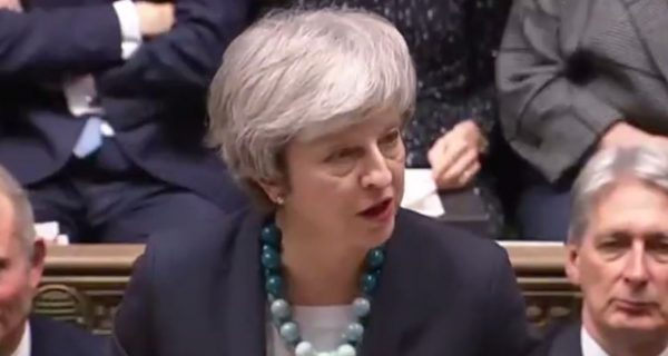 UK Leader May Puts Off Brexit Deal Vote in British Parliament at the Last Minute