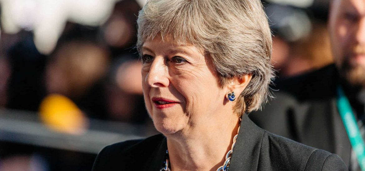 May Gets British Cabinet to Back Her Brexit Plan: UK – EU 'Free Trade Area for Goods'