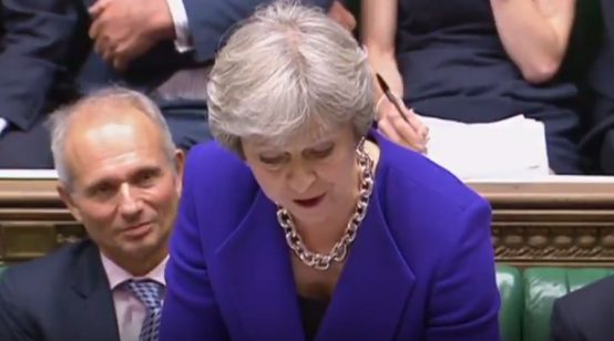 May Goes to Northern Ireland to Argue Brexit Plan Will Avoid Hard Border with EU