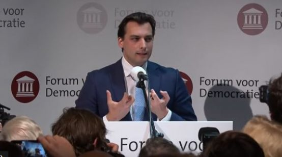Anti-EU Populists 'Forum for Democracy' Surprisingly Win Provincial Elections in Netherlands