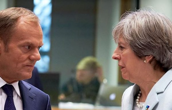 EU Agrees to Delay Brexit till Day before European Elections if UK Parliament Adopts Deal