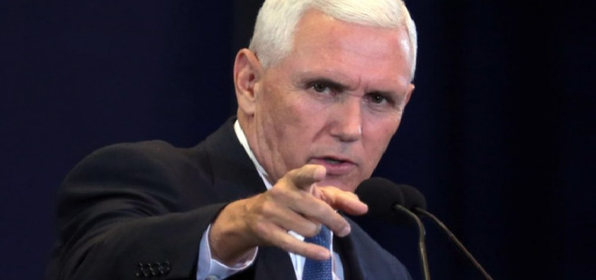 US Vice President Mike Pence urges UK and Europe to 'negotiate in good faith' on Brexit