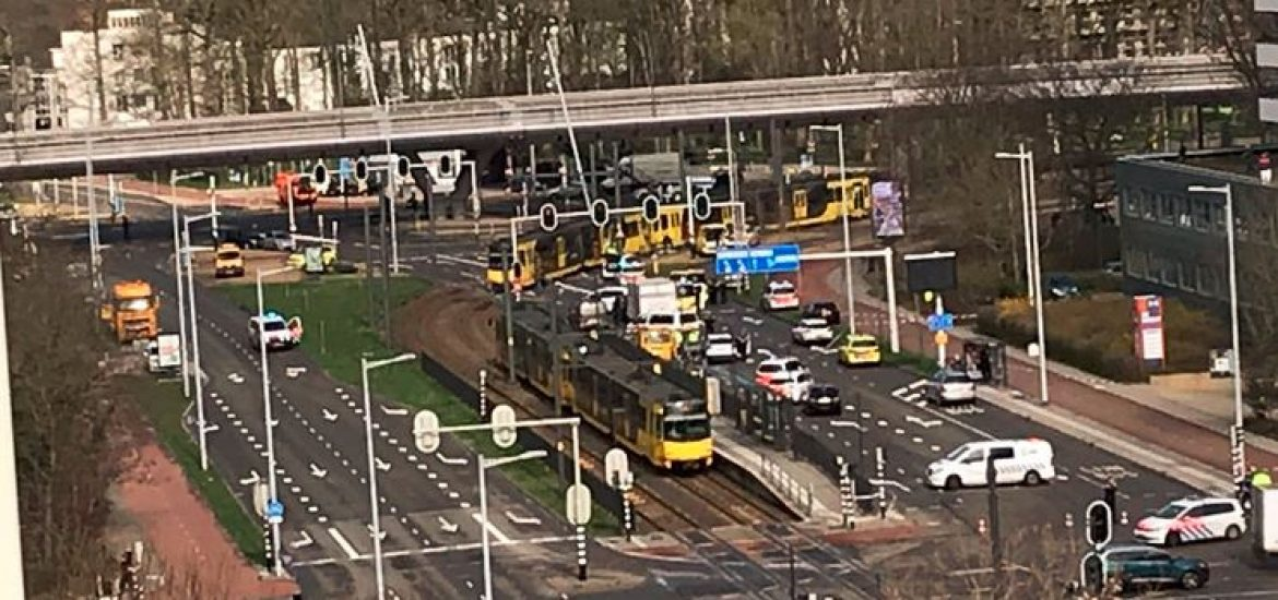 Many People Injured in Tram Shooting in Utrecht, Netherlands, in Possible Terrorist Attack