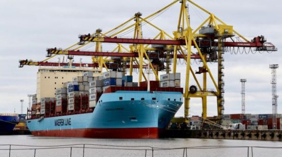 Denmark's Maersk Sends First Container Ship from Asia to Europe on Northern Sea Route via Arctic