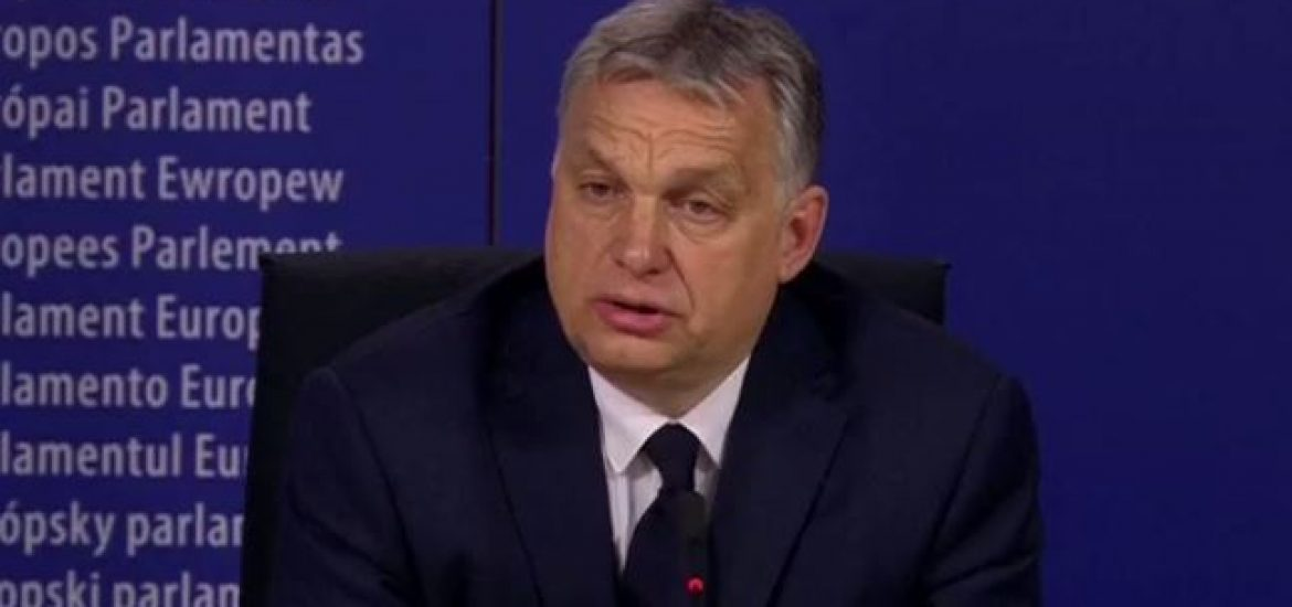 European People's Party Suspends Hungarian Leader Orban's Fidesz Party Pending Inquiry