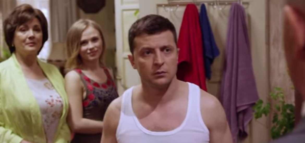 Comedian Zelensky Grabs Presidency in Landslide, Largest Win in Ukraine's History