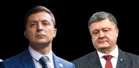 Comedian Zelensky Wins 1st Round of Ukraine's Presidential Elections, to Face Poroshenko in Runoff