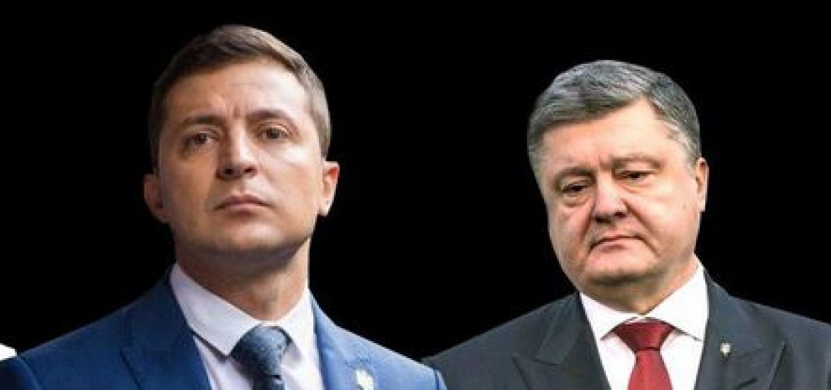 Comedian Zelensky Wins 1st Round of Ukraine's Presidential Elections, to Face Poroshenko in Runoff
