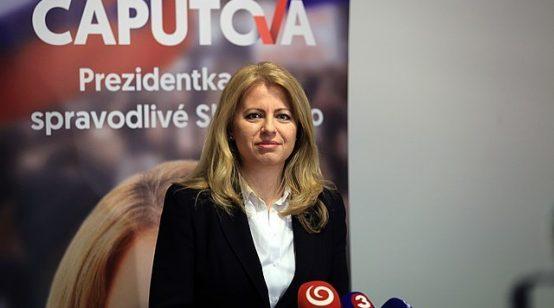 Political Newcomer Zuzana Caputova Wins Slovak Presidency