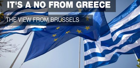 Greek referendum: the view from Brussels