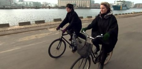 EPO – Finalist SMEs – Inflatable bike helmet, Terese Alstin, Anna Haupt