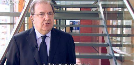 EPP in CoR – On the spot – Juan Vicente Herrera Campo: European Union response to the demographic challenge