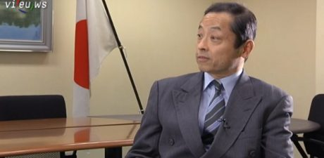EU-Japan Trade Relations – Kojiro Shiojiri, Japanese Ambassador to the EU