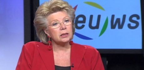 Commissioner Viviane Reding on European Citizenship