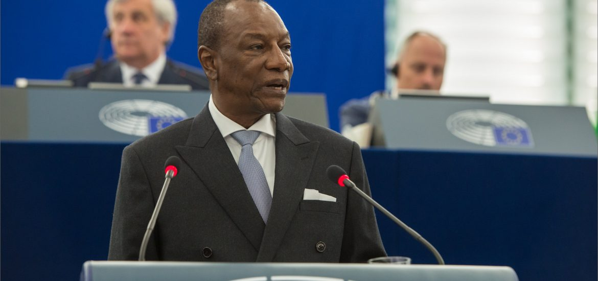 The EU Must not Allow Guinea to Become Another Belarus