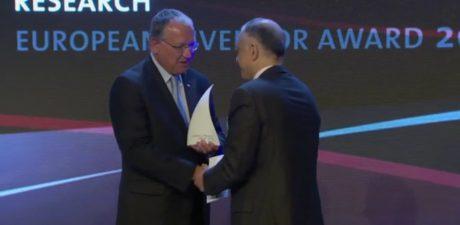 EPO – European Inventor Award 2014