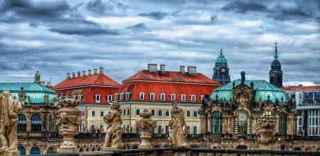 East German City Dresden Declares 'Nazi Emergency'