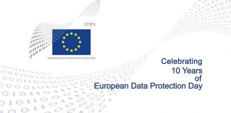 EDPS – Data Protection Day – 28 January 2016