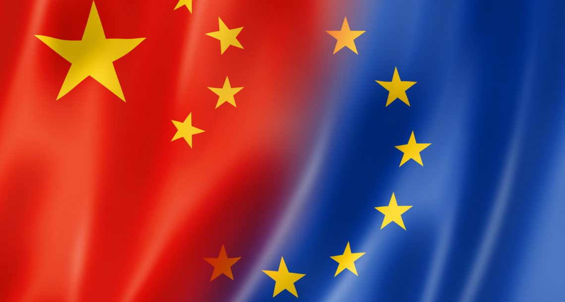 The China Factor in the EU:  a values-oriented approach