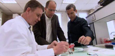 EPO – Finalist Research – Implantable biofuel cell that runs on glucose, Philippe Cinquin, Serge Cosnier