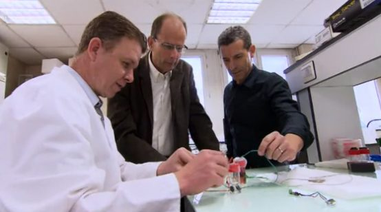 EPO – Finalist Research – Implantable biofuel cell that runs on glucose, Philippe Cinquin, Serge Cosnier