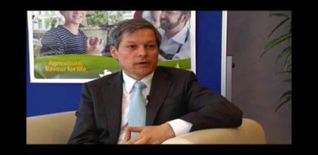 EU Agriculture Commissioner Dacian Ciolos on the CAP Post 2013