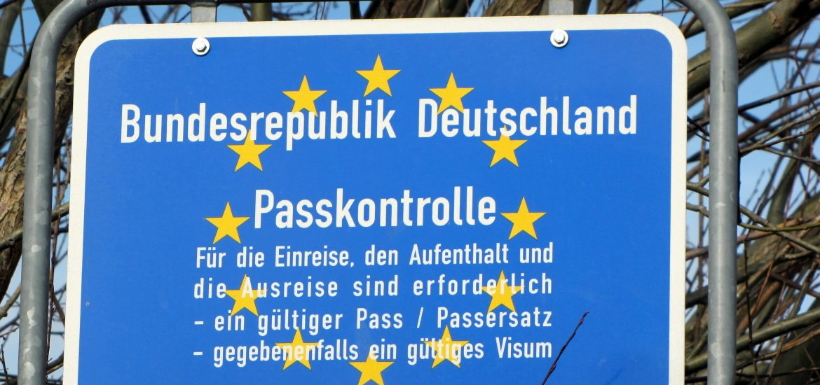 EU Commission Calls on Germany to Cease Border Controls and Reemphasise Schengen