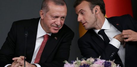 "Erdogan certifies Macron ""brain death"" prior to NATO summit in London"
