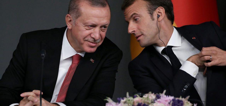 """Erdogan certifies Macron """"brain death"""" prior to NATO summit in London"""