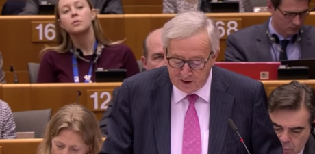 European Commission President Jean-Claude Juncker's Statement on Brexit