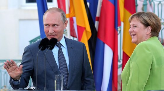 Germany's Newfound Affection For Russia