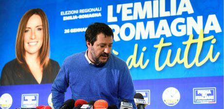 Salvini's Party Loses Important Regional Election