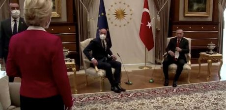 The EU Helped Create the Erdogan of Today. Why the Shock and Awe over Sofagate?