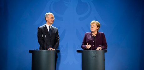 NATO Secretary-General Stoltenberg Calls out Germany Over Drones