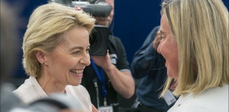 Ursula von der Leyen Seeks to Tackle Europe's Issue