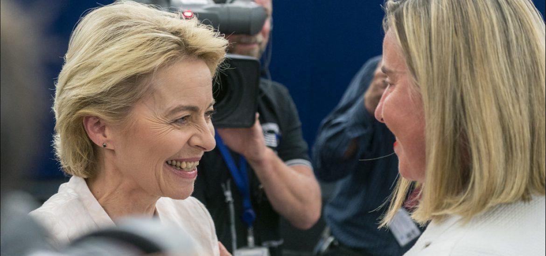Ursula von der Leyen Seeks to Tackle Europe's Issue